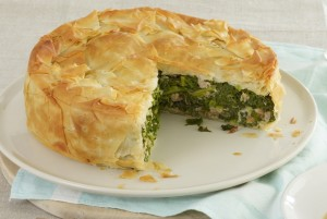 Broccoli Phyllo