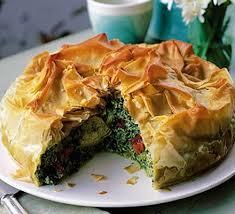 Spinach Torta