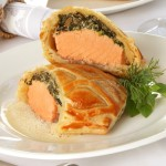 salmon-en-croute